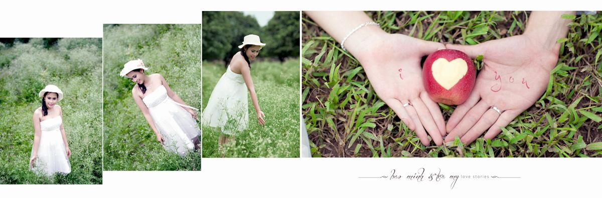 album cuoi ngoai canh 2M1 Album Cưới Ngoại Cảnh đẹp tại Hà Nội