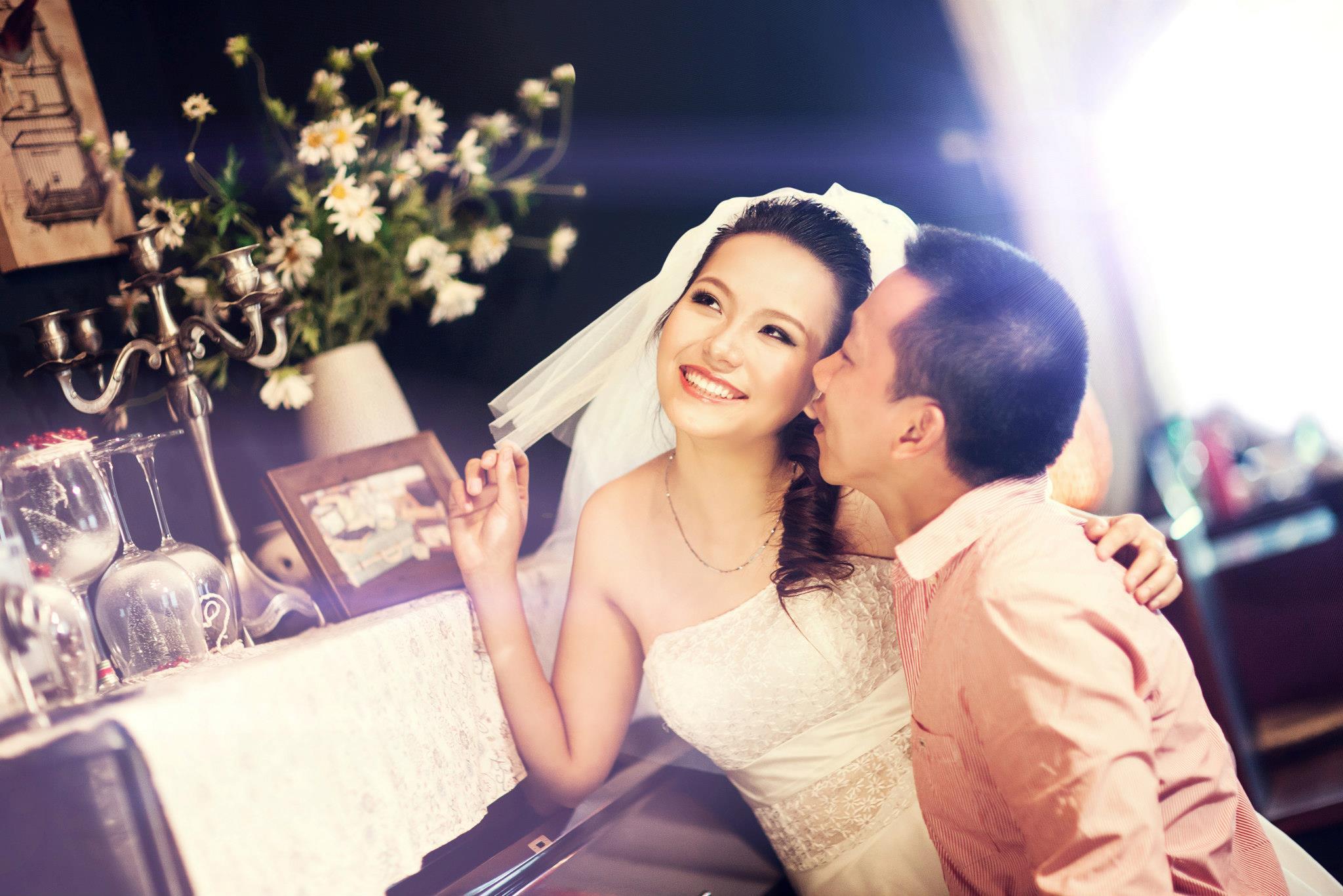 chup anh cuoi hieu thu Chụp hình cưới đẹp và ấn tượng