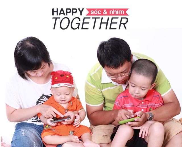 chup anh gia dinh 6 Chụp ảnh gia đình  ghi dấu lại những chặng đường hạnh phúc !