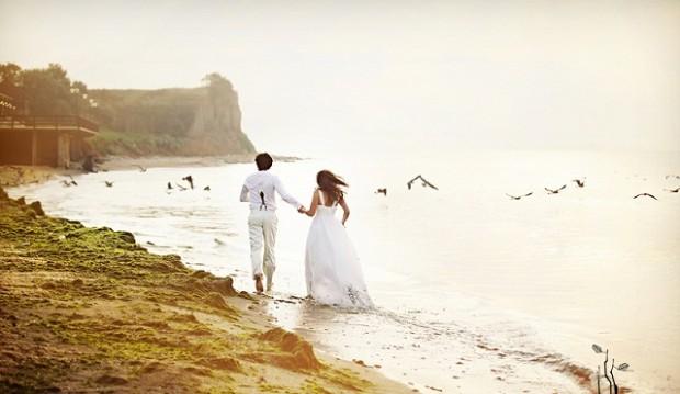 luu y khi chup anh cuoi bien 3 620x359 Lưu ý khi chụp ảnh cưới biển