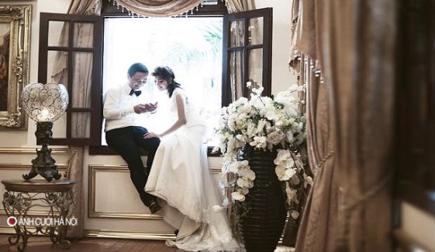 anh cuoi phong cach han quoc 2 620x360 Ảnh cưới phong cách Hàn Quốc lãng mạn