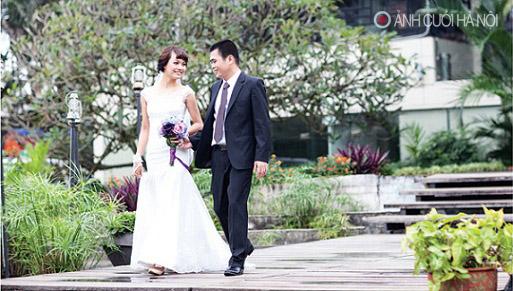 dia diem chup anh cuoi 5 Địa điểm chụp ảnh cưới đẹp ở Hà Nội