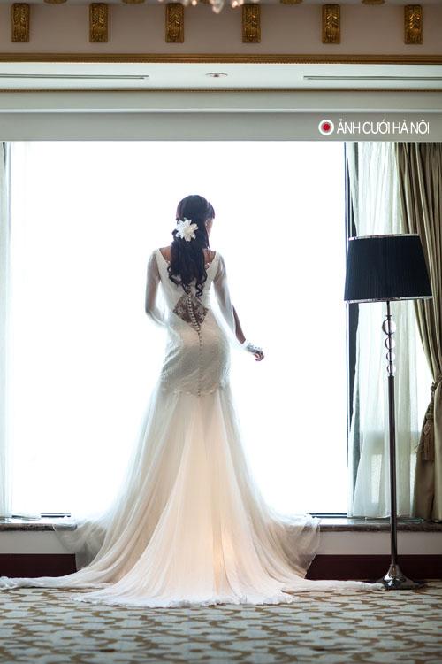 hinh anh ao cuoi dep 41 Hình ảnh áo cưới đẹp cho cô dâu
