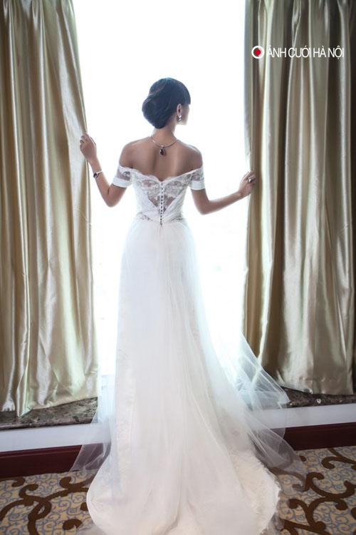 hinh anh ao cuoi dep 51 Hình ảnh áo cưới đẹp cho cô dâu