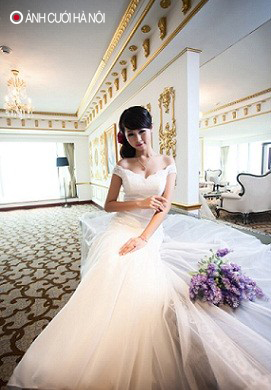 hinh anh ao cuoi dep 61 Hình ảnh áo cưới đẹp cho cô dâu
