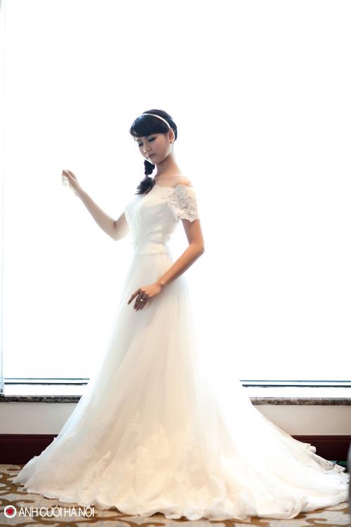 hinh anh ao cuoi dep 71 Hình ảnh áo cưới đẹp cho cô dâu