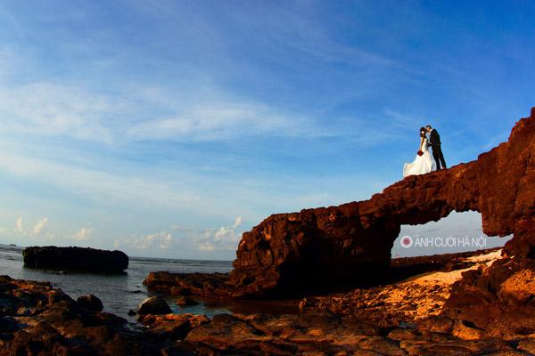 xu huong chup anh cuoi 3 Xu hướng chụp ảnh cưới 2014