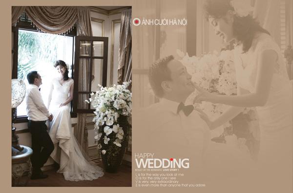 xu huong chup anh cuoi 4 Xu hướng chụp ảnh cưới 2014