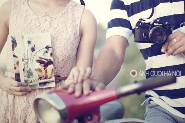 xu huong chup anh cuoi 5 620x413 Xu hướng chụp ảnh cưới 2014