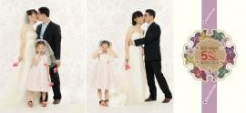 Ảnh cưới gia đình ý nghĩa