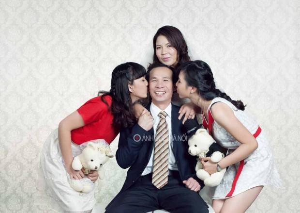 chup anh gia dinh o dau dep 4 620x439 Chụp ảnh gia đình ở đâu đẹp và nghệ thuật?