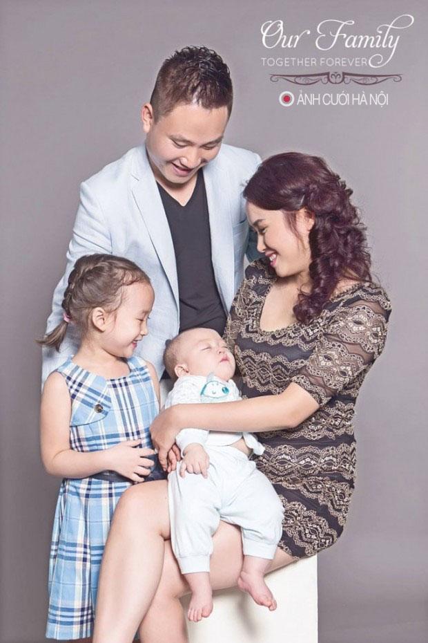 studio chup anh gia dinh 41 Studio chụp ảnh gia đình đẹp ở Hà Nội
