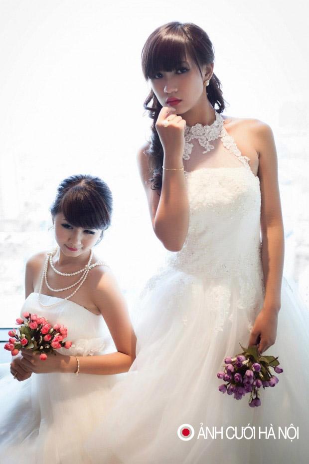 trang diem co dau dep 41 Trang điểm cô dâu đẹp và chuyên nghiệp