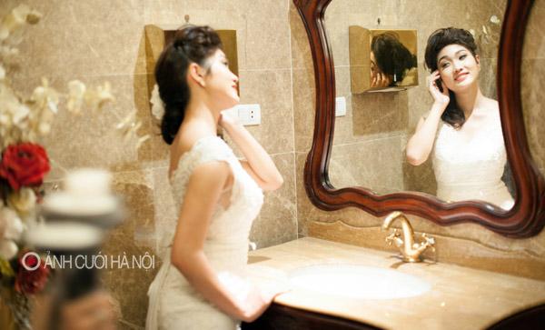 chuan bi cho hinh cuoi dep 4 Cô dâu cần chuẩn bị những gì để có hình cưới đẹp?