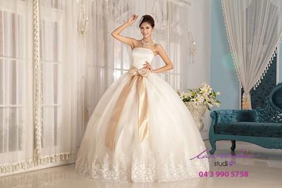 ao cuoi cong chua 9 Áo cưới công chúa đẹp điệu đà