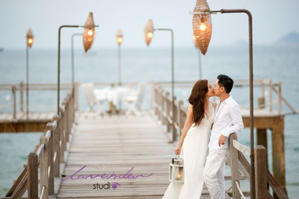 chup hinh cuoi ket hop du lich tai nha trang Cách dự trù chi phí cho các gói chụp hình cưới ngoại cảnh