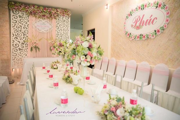 dich vu trang tri tiec cuoi tron goi 620x413 Trang trí tiệc cưới tại nhà cho các cặp cô dâu chú rể ở TPHCM
