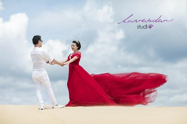 doi cat phan thiet 620x413 Cách dự trù chi phí cho các gói chụp hình cưới ngoại cảnh