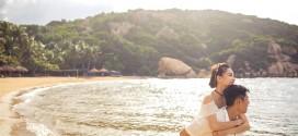 Những hòn đảo thích hợp chụp hình cưới ở Nha Trang