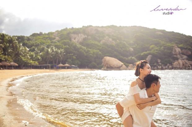 chup hinh cuoi tai hon chong nha trang 620x413 Những hòn đảo thích hợp chụp hình cưới ở Nha Trang