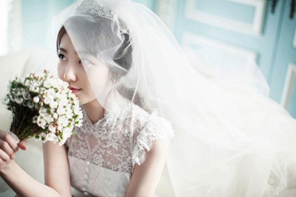 ao cuoi xinh Những điều cần lưu ý khi thuê váy cưới đúng theo phong cách của mình