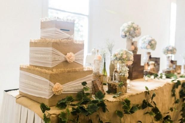 bao gia trang tri cuoi 620x412 Những điều cần biết về phong cách tiệc cưới rustic.