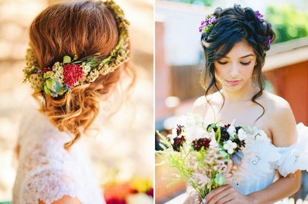 trang diem co dau dep tphcm Cùng điểm danh 4 kiểu tóc cưới chưa bao giờ hạ nhiệt.