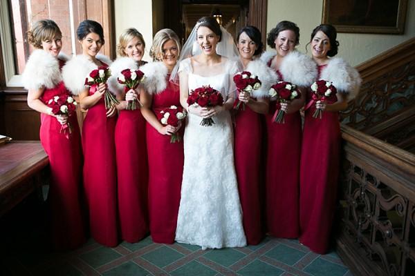 trang tri cuoi dep Mang không khí noel vào tiệc cưới cuối năm của bạn.