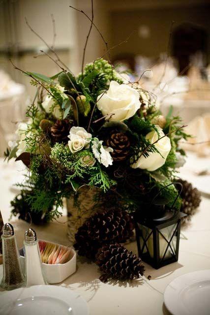 trang tri dam cuoi dep Mang không khí noel vào tiệc cưới cuối năm của bạn.