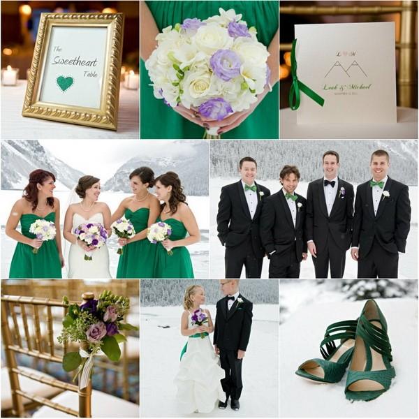 trang tri tiec cuoi dep nhat Mang không khí noel vào tiệc cưới cuối năm của bạn.