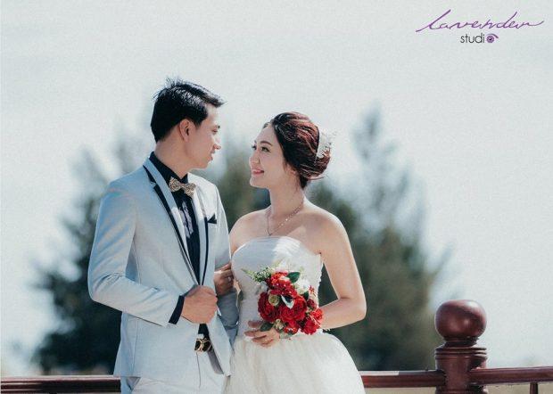chup hinh cuoi 20 620x442 Ý tưởng chụp hình cưới đơn giản