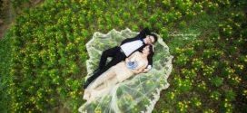 Chụp hình cưới ngoại cảnh tại thành phố hồ chí minh