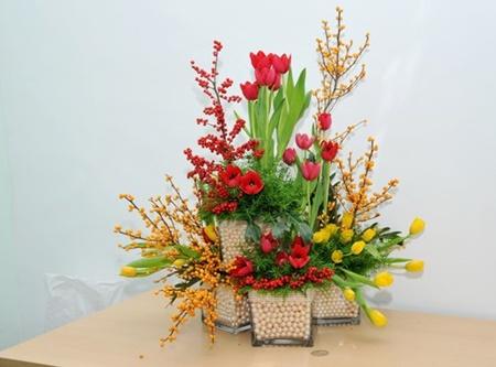 dien hoa uy tin chat luong Shop hoa tươi online | Lavender Flowers