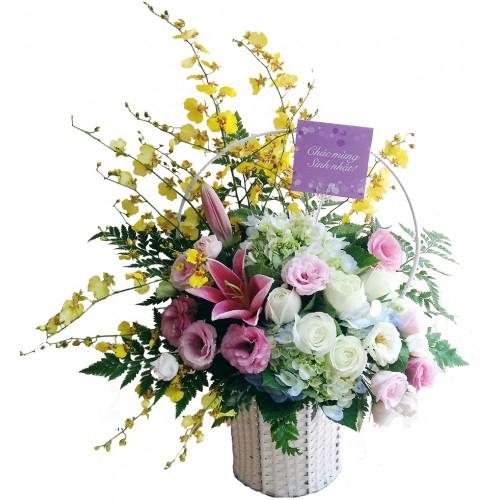 hoa tuoi dien hoa online Shop hoa tươi online | Lavender Flowers