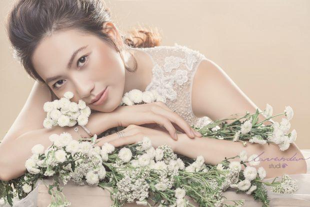 trang diem co dau 11 620x414 Tại sao nên trang điểm cô dâu và chụp ảnh cưới tại cùng 1 địa điểm