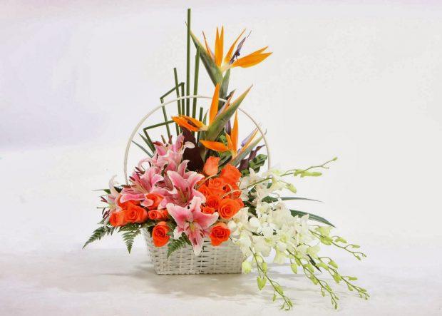 hoa tuoi tang sinh nhat 10 620x443 Mừng sinh nhật sếp tổng nên mua hoa gì