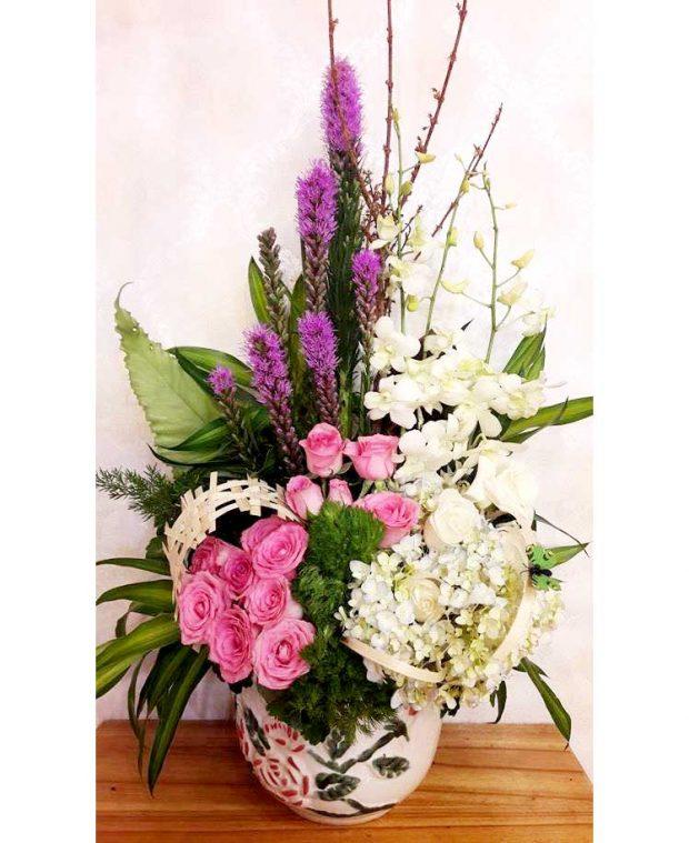 hoa tuoi tang sinh nhat 4 620x759 Mừng sinh nhật sếp tổng nên mua hoa gì