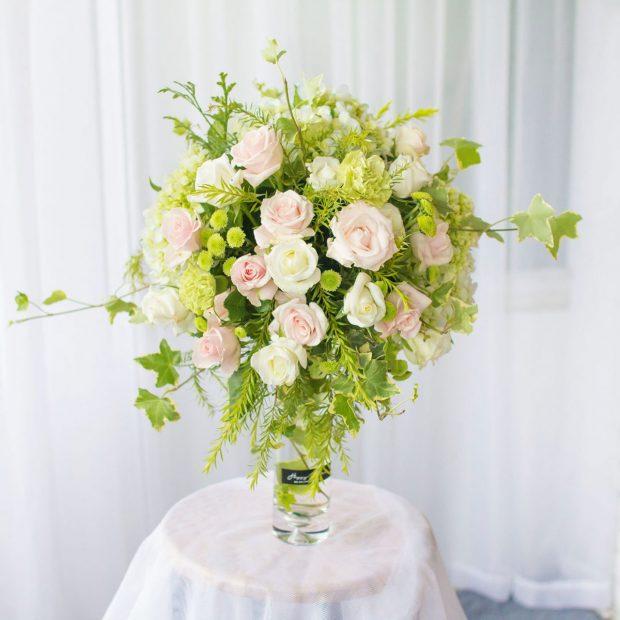 hoa tuoi tang sinh nhat 7 620x620 Mừng sinh nhật sếp tổng nên mua hoa gì