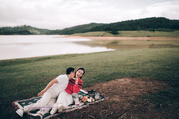 chup hinh cuoi da lat 18 620x413 Nên ở lại Đà lạt mấy ngày để chụp hình cưới