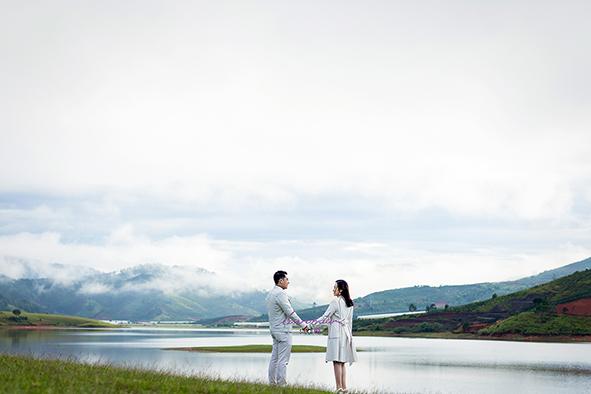 chup hinh cuoi da lat 4 Nên ở lại Đà lạt mấy ngày để chụp hình cưới