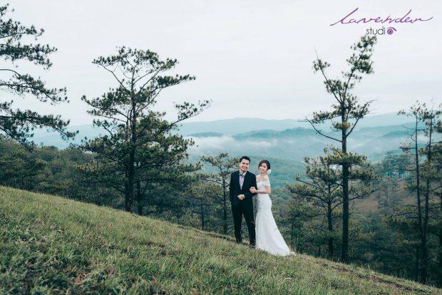 chup hinh cuoi mua xuan 1 620x414 Lên wedding planner ngày cưới theo chủ đề mùa xuân
