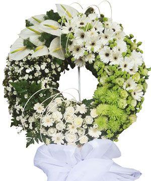 hoa chia buon 2 Cách chọn hoa chia buồn