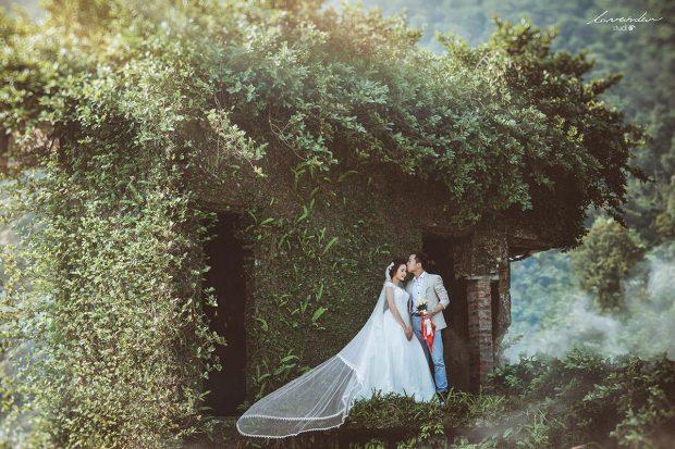 chup hinh cuoi dep o HN 7 620x413 Nhà thờ chụp hình cưới đẹp ở Hà Nội