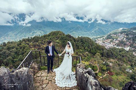 chup hinh cuoi dep o HN 8 Nhà thờ chụp hình cưới đẹp ở Hà Nội