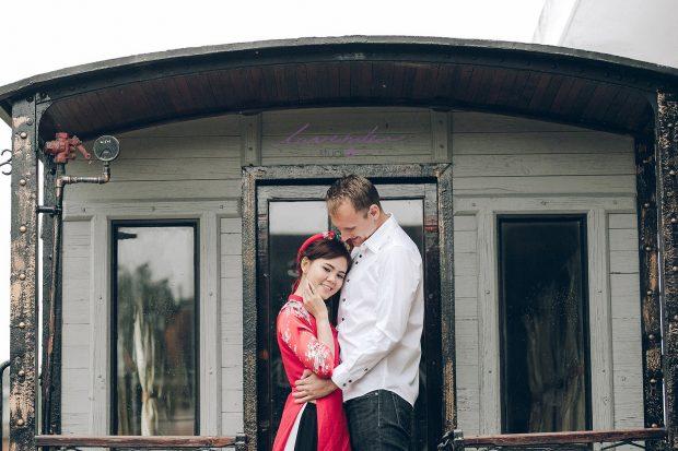 chup hinh cuoi ngoai canh tphcm 4 620x413 Chụp hình cưới ngoại cảnh tại TP.HCM