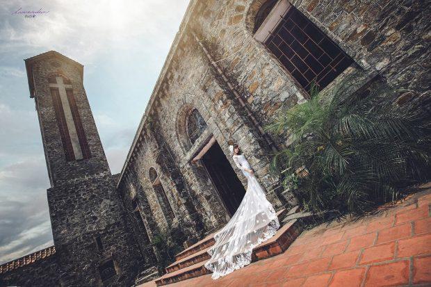 chup hinh cuoi o HN 4 620x413 Nhà thờ chụp hình cưới đẹp ở Hà Nội