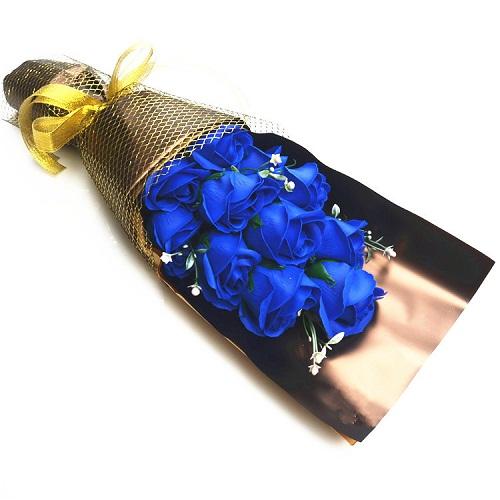 co nen tang hoa cho ban gai 8 Có nên tặng bạn gái mới quen hoa hồng xanh?