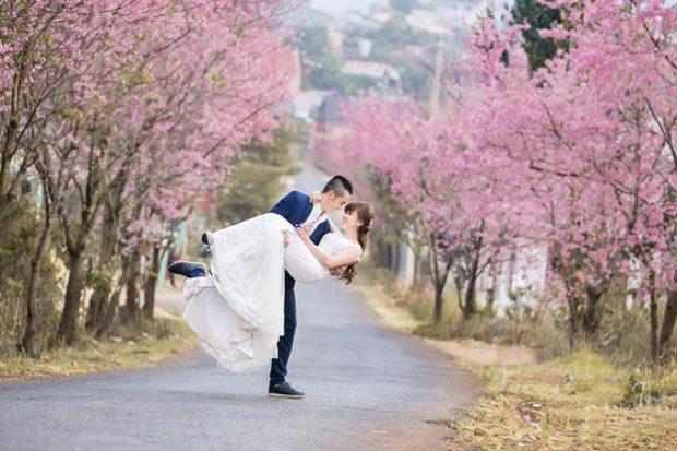 chup hinh cuoi o vung tau 11 620x413 Vì sao nhiều người chọn Vũng Tàu làm nơi chụp ảnh cưới