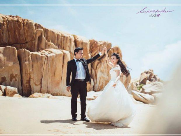 chup hinh cuoi o vung tau 13 620x465 Vì sao nhiều người chọn Vũng Tàu làm nơi chụp ảnh cưới