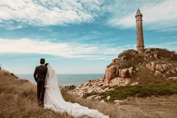 chup hinh cuoi o vung tau 9 Vì sao nhiều người chọn Vũng Tàu làm nơi chụp ảnh cưới